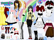 Thumbnail for Lolita Fashion Girl