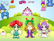 Thumbnail for Three Fairy Dressup