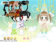 Thumbnail for Baby Angel Dress Up