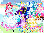 Thumbnail for Lucy Gowns Dressup