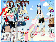 Thumbnail for Scooter Dressup