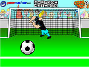 Thumbnail for Johnny Bravo In Bravo Goalie