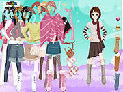 Thumbnail for Winter Dressup 4