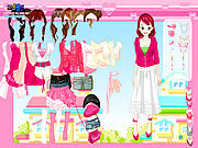 Thumbnail for Pink Closet Dressup