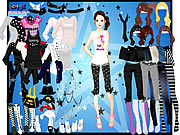 Thumbnail for Dots and Beads Dressup