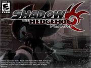 Thumbnail for Sonic - Shadow The Hedgehog