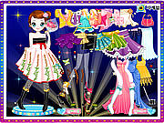 Thumbnail for Kim Dancer Dressup
