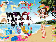 Thumbnail for Beach Fashion Dresses