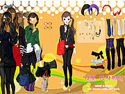Thumbnail for Black Skirts Dressup