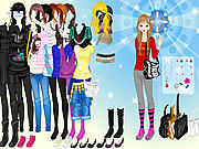 Thumbnail for Caps and Bags Dressup