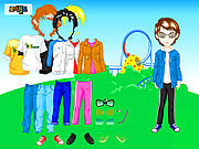 Thumbnail for Themepark Boy Dressup