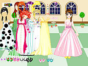 Thumbnail for Castle Gown Dressup