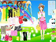 Thumbnail for Rainbow Style Dress Up