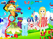 Thumbnail for Fairytale Doll Dressup