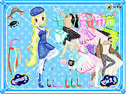 Thumbnail for Doll Superstar Dressup