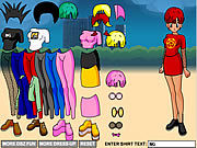 Thumbnail for Dressup Bulma
