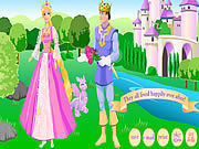 Thumbnail for Barbie as Rapunzel