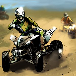 Thumbnail for 3D Quad Biking
