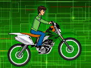 Thumbnail for Ben 10 Motocross 2