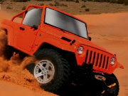Thumbnail for Desert Jeep
