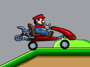 Thumbnail for Mario Kart Racing