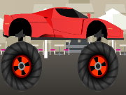 Thumbnail for Monster Ferrari Wheels