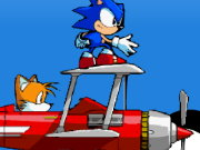 Thumbnail for Sonic Sky Chase