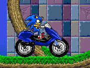 Thumbnail for Sonic Motorbike Racing