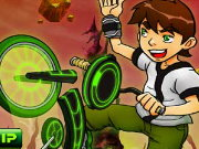 Thumbnail for Ben10 BMX Stunt Game