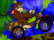 Thumbnail for Donkey Kong Motorbike