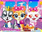 Thumbnail for Pets Beauty Salon Hidden Game