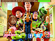 Thumbnail for Toy Story 3 Hidden Letters