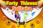 Thumbnail for Forty Thieves Solitaire