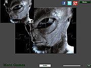 Thumbnail for Real Alien Jigsaw