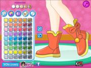 Thumbnail for Dress my snow boots