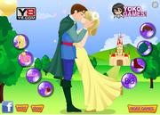 Thumbnail for Cinderella Kissing Prince