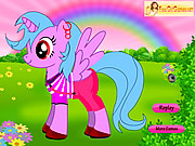 Thumbnail for New Little Pony Dress Up