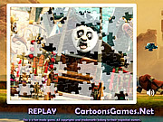 Thumbnail for Kung Fu Panda Sort My Jigsaw