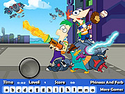 Thumbnail for Phineas And Ferb Hidden Letters
