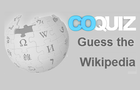Thumbnail for CoQuiz Guess Wikipedia