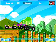 Thumbnail for Mario Tractor Multiplayer
