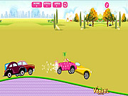 Thumbnail for Barbie Car Racing