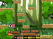 Thumbnail for Dinosaur Jumping Adventure