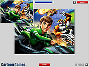 Thumbnail for Ben 10 Jigsaw Puzzle