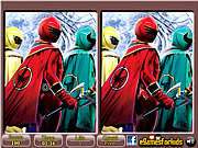 Thumbnail for Power Rangers Spot The Differences