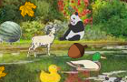Thumbnail for Cute Animals Hidden Game