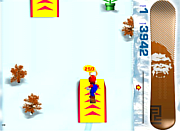 Thumbnail for 3D Mario Snowboard