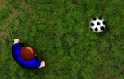 Thumbnail for Soccer On The Nature