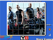 Thumbnail for Fast And Furious 6 Spin Puzzle