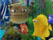 Thumbnail for Nemo Fish Jigsaw